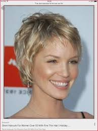 Hairstyles Womens Short Hairstyles For Fine Hair 2018 Along With