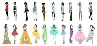 How To Draw Girl Shirts How To Draw Girls Clothes 48058 Loadtve