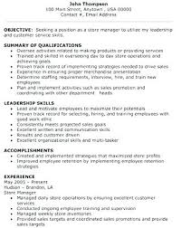 resume objective for retail. Resume Objective For Retail Resume Objectives Career Objective
