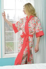 Kimono Robe Pattern Awesome Lawn Kimono Robe Pattern Download ConnectingThreads