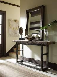 home entrance table. Classic Home Jaden Collection Reclaimed Wood Console Table - Excellent Sizing For Your Entryway. Entrance D