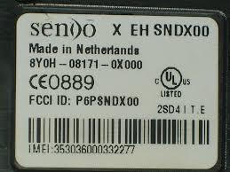 Sendo X