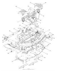 Mtd 14a9816k190 gt 2550 2003 parts diagrams cub cadet gt2550 problems at wiring diagram