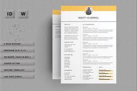 Resume Cv Bundle Pallet Color Create Buy Home Resume Cv