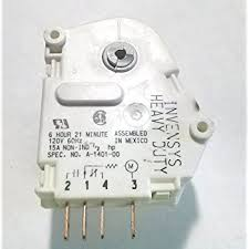 amazon com whirlpool 482493 defrost timer for refrigerator home new genuine heavy duty replacement whirlpool kenmore tag kitchenaid roper refrigerator defrost timer part 4391974
