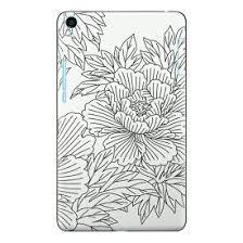 楽天市場イラスト 白黒 おしゃれスマートフォンタブレットの通販
