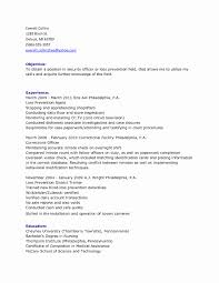Sample Of Security Guard Resume Armed Security Guard Resume