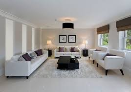 contemporary white living room furniture. Plain Living Touches Of Black Anchors The White Contemporary Living Room Design  House Doctor In Contemporary White Living Room Furniture