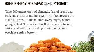 ayurvedic home remedies for eyes