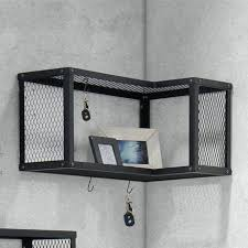 garage wall shelves large size of wire shelving heavy duty garage wall shelving industrial style wall
