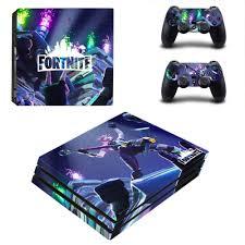 Ps4 Controller Design Fortnite Fortnite Ps4 Pro Skin Sticker Decal For Playstation 4