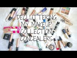 video decluttering my makeup collection 2016 concealers beauty with emily fox ucp3 zq16gnd ubvhm8hyqlg
