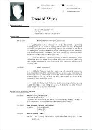 Resume Template Doc Best Professional Resume Template Professional