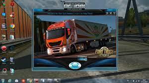 สอนดาวโหลดเกม Euro Truck Simulator 2 เถื่อน เล่นได้ 1000% คับ - YouTube