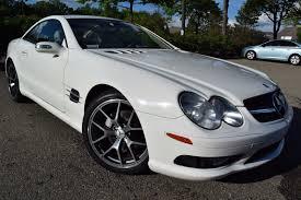 2005 Mercedes-Benz SL-Class AMG PACKAGE-EDITION Sport Convertible ...