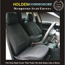 holden commodore or calais ve vf vx vy vz omega stateman sv6 front waterproof car seat covers