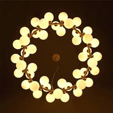 glass bubble light chandelier head creative circle bubble light chandelier bubble light chandelier diy