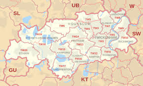 Image result for map of Aldwych East Bedfont, TW14