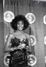 whitney black white. Whitney Houston, Black And White Photo, Young