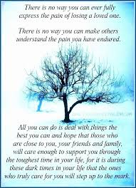 Quote About Losing A Loved One Enchanting Inspirational Quotes About Losing A Family Member Greatest Free