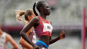 Athing Mu, Gabby Thomas Aim for Gold ...
