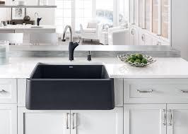 Apron Front Kitchen Sink White