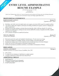 Entry Level Project Manager Cover Letter Entry Level Project
