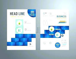 Ad Page Templates Full Page Ad Template One Flyer Free 1 Hospital Brochure