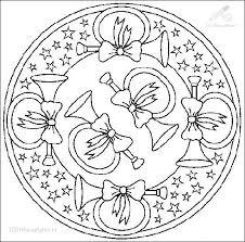 1001 Kleurplaten Fantasie Mandala Mandala Kleurplaat