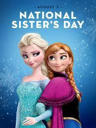 disney frozen valentine wallpaper. Beautiful Wallpaper August 3 National Sisteru0027s Day Anna Frozen And Elsa Disney Princess  Picture For Valentine Wallpaper L