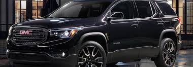 2019 Gmc Yukon Color Chart 2019 Gmc Acadia Interior And Exterior Color Options