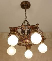 Lovely Vintage Ceiling Lights Antique Light Fixtures Antique Hammered  Copper Ceiling Light