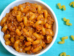 This recipe follows the basic tenets of a lot of mac 'n cheese recipes. Chili Cheese Beef N Mac Budget Bytes