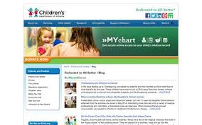 Choa Org My Chart Healthcare Medical Pages Website Inspiration And