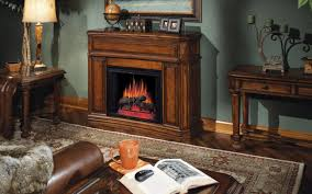 L shaped fireplace mantel on Custom-Fireplace. Quality electric ...