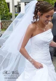 Accessoires Mariage Le Voile De Mariée Bijoux Volutes