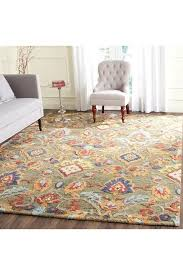 blossom blm 402 area rug by safavieh