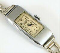 Vintage Bucherer 1621 <b>Sterling Silver</b> .<b>925 Manual</b> Wind Ladies ...