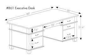 standard office desk full image for standards height dimensions features metric