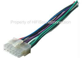 stinger bhclr clarion car audio pin wire harness bhclr stinger bhclr12 clarion car audio 12 pin wire harness