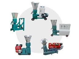 BEST Small Cattle & Poultry Pellet Feed Machine for Sale [Factory Price]
