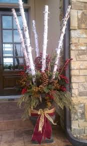 Pine Branches For Decoration How Beautiful We Love Using Birch Branches For Christmas