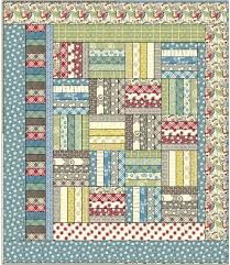 357 best STRIP QUILTS images on Pinterest | Crafts, Patterns and ... & Welcome to Bloomin' Workshop Quilt Patterns Easy Jelly Roll quilt plus  borders. (I have this pattern) Adamdwight.com