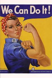 Homefront Vintage Military Wwii Ww 2 World War 2 We Can Do It