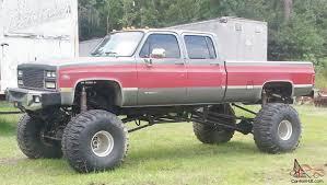 Chevrolet 4x4 3500 Custom Lift