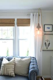 hanging pendant light august how to convert a chandelier plugin hardwired fixture plug in