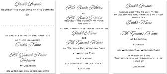 wedding wording styles Wedding Invitation Wording Guest reply cards thank you cards wedding invitation wording guest names