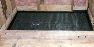 shower base tile ready neo angle ada floor