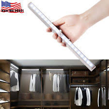 wireless closet lighting. 20led portable wireless motion sensor closet under cabinet night light lamp us lighting