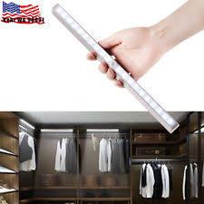 wireless closet lighting. 20led portable wireless motion sensor closet under cabinet night light lamp us lighting